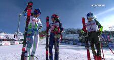 Brignone i Vlhova najlepsze w slalomie gigancie w Sestriere