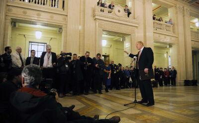 Premier Boris Johnson chce doprowadzić do brexitu