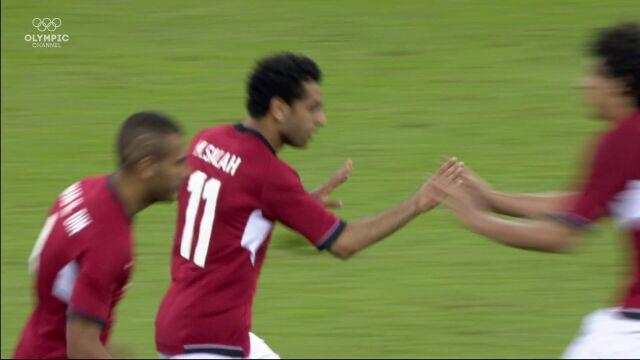 Popisy Salaha na igrzyskach olimpijskich w Londynie 2012