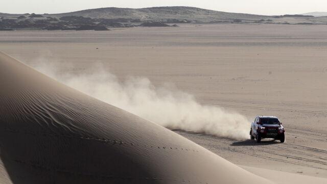 Były mistrz świata Formuły 1 zaimponował na Dakarze. Przygoński w czołówce
