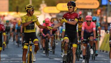 Team Ineos ogłosił liderów na Giro d'Italia i Tour de France