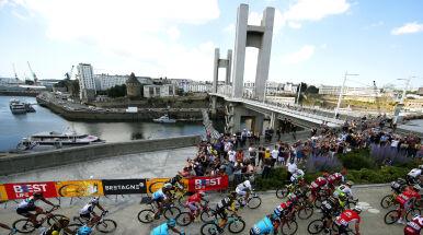 Zmieniono miejsce startu przyszłorocznego Tour de France