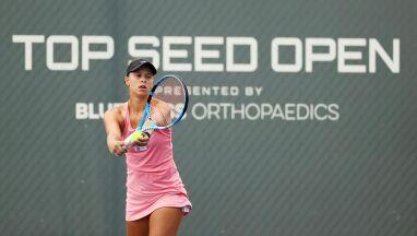 Kolejna polska tenisistka z szansą na zagranie roku