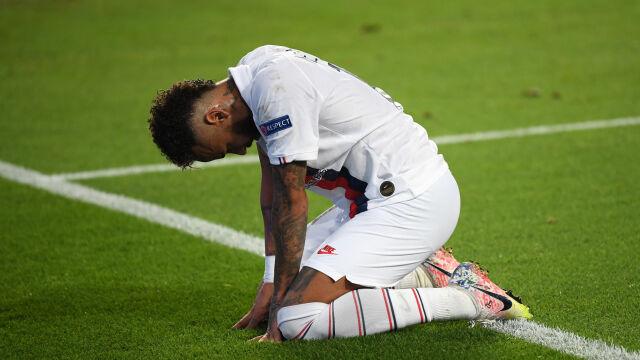 PSG uratowało awans, Neymar twarz. Tak często nie pudłował nigdy