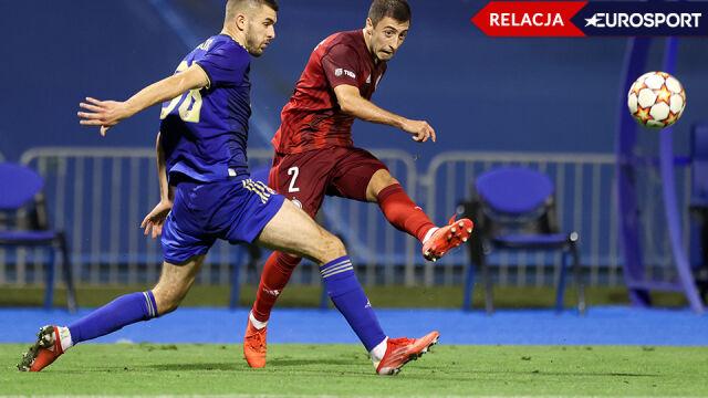 Dinamo Zagrzeb - Legia Warszawa [RELACJA]