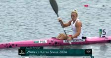 Tokio. Walczykiewicz awansowała do półfinału w rywalizacji K-1 kobiet