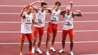 Polacy z apetytem na medal.