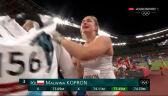 Tokio. Kopron wywalczyła brązowy medal w rzucie młotem kobiet