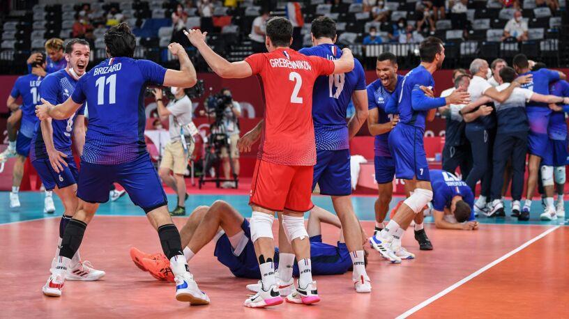 Pokonali Polaków, zagrają o złoto. W półfinale nie stracili nawet seta