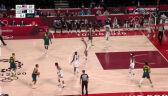 Tokio. Skrót meczu USA – Australia w półfinale turnieju koszykarzy