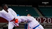 Tokio. Karate. Nokaut w finałowej walce powyżej 75 kg