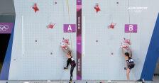 Tokio. Mirosław awansowała do finału we wspinaczce sportowej. Zobacz jej występy w kwalifikacjach