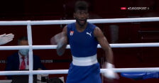 Tokio. Cruz mistrzem olimpijskim w wadze lekkiej w boksie