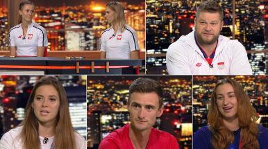 Kopalnia anegdot i inspiracji do działania. Polscy medaliści olimpijscy gośćmi Eurosportu