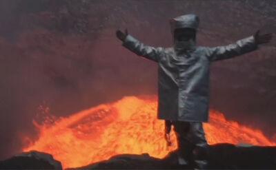 Bliżej wulkanu podejść się nie da