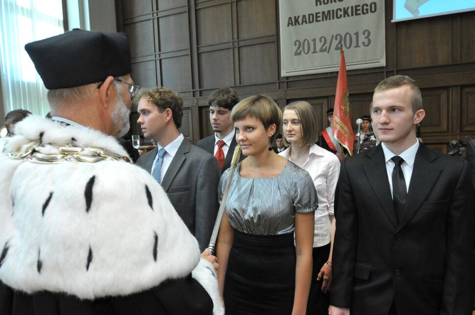 25 tys. studentów rozpoczęło we wtorek naukę na Politechnice Gdańskiej