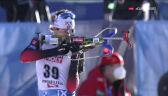 Laegreid wygrał sprint w Hochfilzen