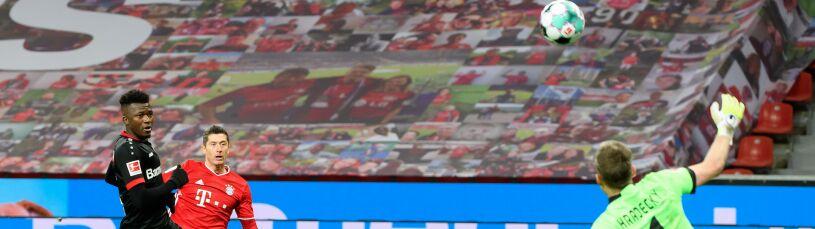Lewandowski wykorzystał błędy rywali. Zobacz dwa gole Polaka