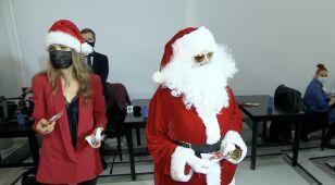 Mikołaj też jest kobietą