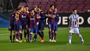 Zdeterminowana Barcelona ograła lidera. Czołówka coraz bliżej