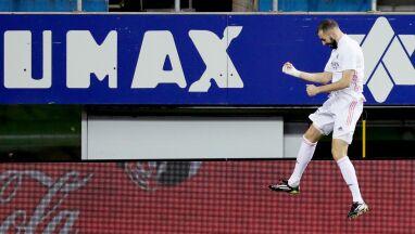 Dwa szybkie gole Realu i nieskuteczna pogoń rywali