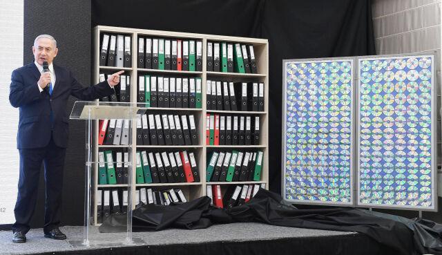 Sześć i pół godziny na wyniesienie tajnych dokumentów. Media o operacji Mosadu w Iranie