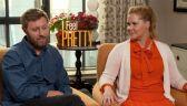 """Amy Schumer i Rory Scovel w rozmowie z dziennikarką """"Dzień dobry TVN"""" Anną Wendzikowską"""