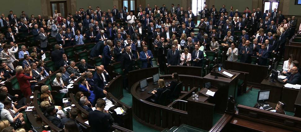 Sejm uchwalił zmiany w Sądzie Najwyższym