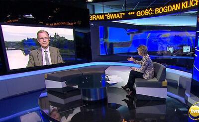 Klich: przez umowę z Iranem możemy stracić tarczę