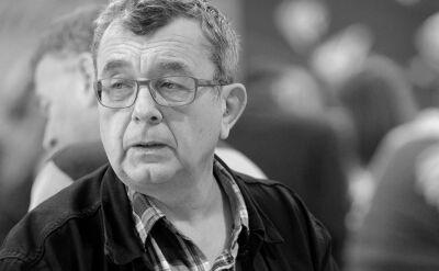 """""""Przyjmował mnie do pracy"""". Rafał Poniatowski, dziennikarz TVN24 wspominał Grzegorza Miecugowa"""