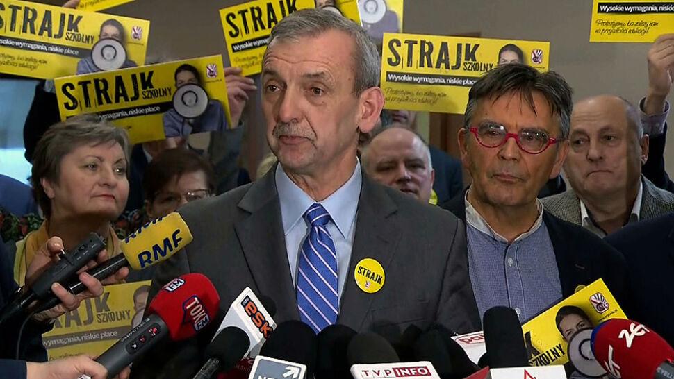 Strajk nauczycieli możliwy od 8 kwietnia