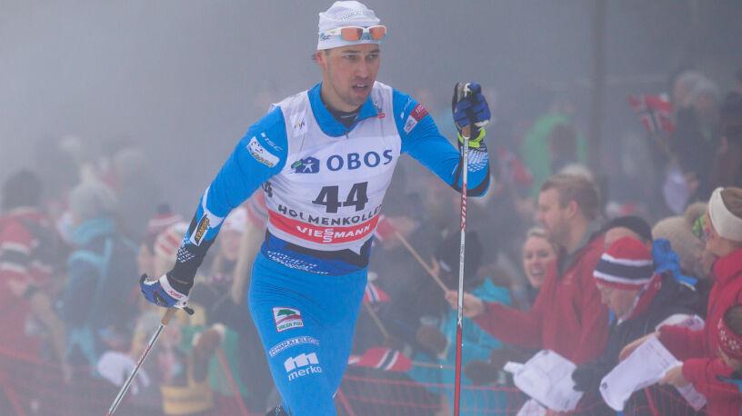 Biegacz narciarski przyznał się do dopingu.