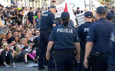 Wyrok sądu w sprawie blokowania marszu narodowców