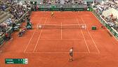 Skrót meczu Norrie – Nadal w 3. rundzie French Open