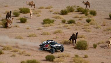 Wielcy mistrzowie postawili na samochody elektryczne w Rajdzie Dakar