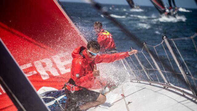 Efektowny finisz polskiej załogi w Ocean Race