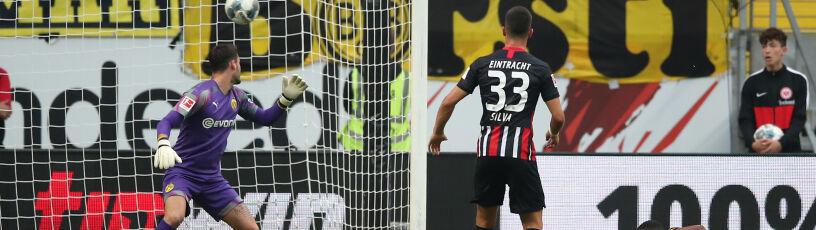 Kolejna wyjazdowa wpadka Borussii Dortmund. Pogrążył ją gol samobójczy