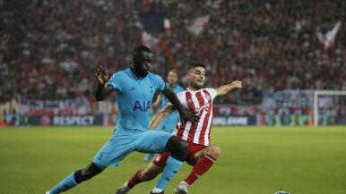 Dzielna pogoń Olympiakosu. Tottenham stracił wygraną