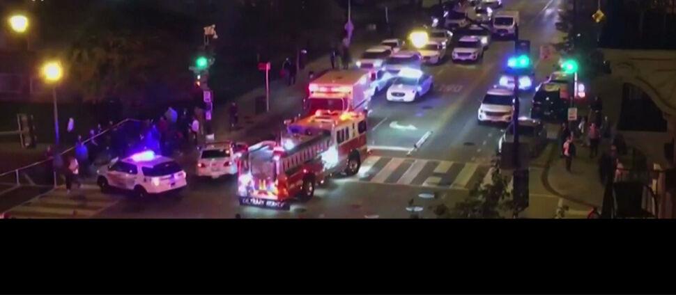 """Strzelanina w stolicy USA. Poszukiwania  """"dwóch mężczyzn uzbrojonych w karabiny typu AK"""""""