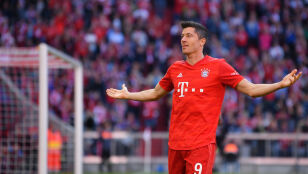"""Bayern """"mocno uzależniony od Lewandowskiego"""""""