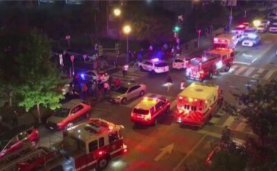 Strzelanina w Waszyngtonie. Nie żyje jedna osoba