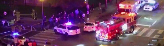 Strzelanina w Waszyngtonie. Ofiara  śmiertelna, kilka osób rannych