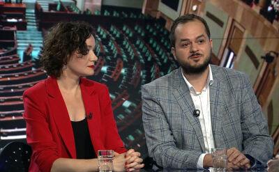 """""""Opozycja musi przyciągnąć tę część elektoratu, która jest dosyć umiarkowana, ale nadal głosuje na Prawo i Sprawiedliwość"""""""