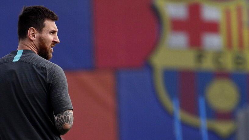 I po bólu, Messi może rozpocząć sezon