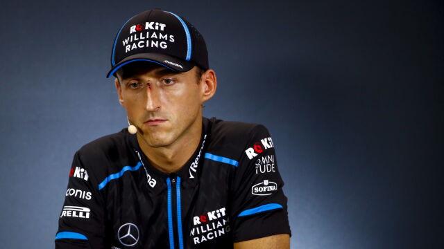 """Robert Kubica opuszcza Williamsa. """"Nadszedł odpowiedni moment"""""""