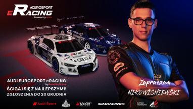 Każdy może walczyć z najlepszymi. Startuje Audi Eurosport eRacing by Assetto Corsa