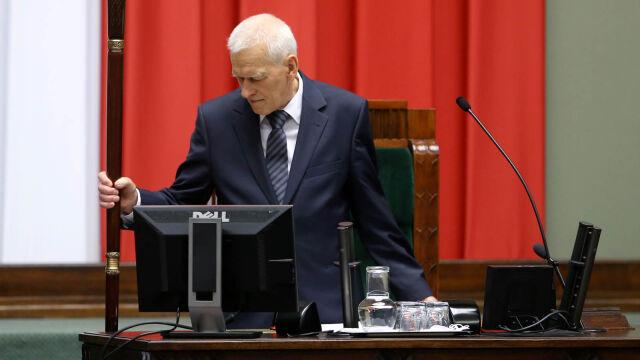 Marszałek senior: przydaliśmy się Europie, przyczyniliśmy się pokonania totalitaryzmu