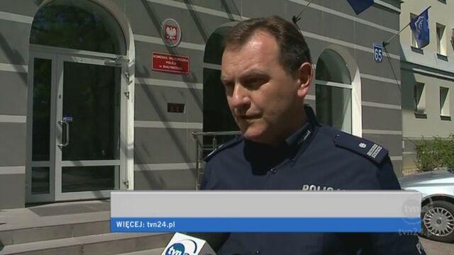 Policja wciąż szuka sprawców zamalowania dwujęzycznych tablic. (TVN24)