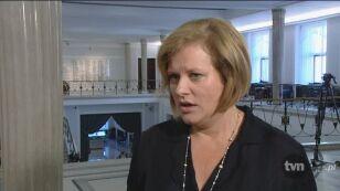 Ewa Kierzkowska (TVN24)