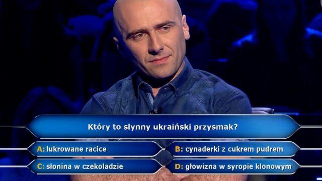 Lukrowane racice czy słonina w czekoladzie? Pytanie o ukraiński przysmak
